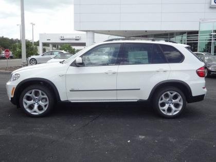 2013 BMW X5 XDRIVE35D - WHITE ON BLACK 3