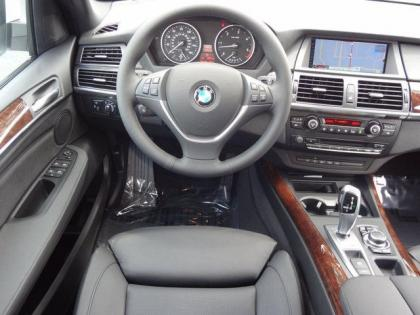2013 BMW X5 XDRIVE35D - WHITE ON BLACK 6