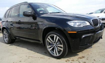 2013 BMW X5 M - BLACK ON BLACK