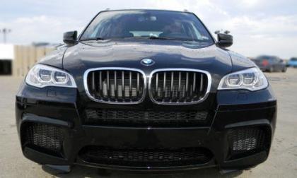 2013 BMW X5 M - BLACK ON BLACK 2