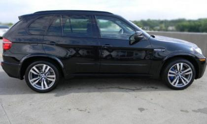 2013 BMW X5 M - BLACK ON BLACK 3