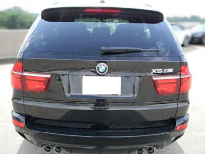 2013 BMW X5 M - BLACK ON BLACK 4