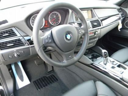 2013 BMW X5 M - BLACK ON BLACK 5