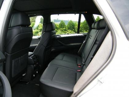 2013 BMW X5 XDRIVE50I - SILVER ON BLACK 7