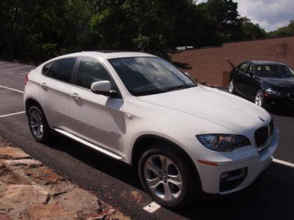 2013 BMW X6 XDRIVE35I - WHITE ON BEIGE