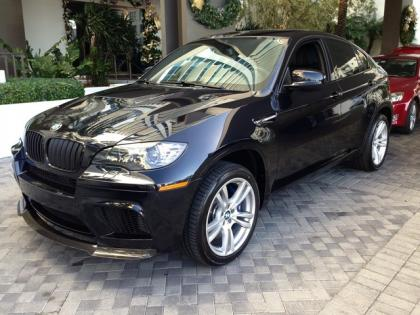 export new 2013 bmw x6 m black on black. Black Bedroom Furniture Sets. Home Design Ideas
