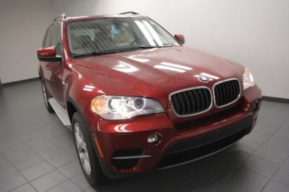 2013 BMW X5 XDRIVE35I - RED ON BEIGE 1