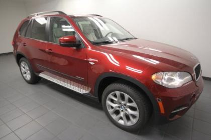 2013 BMW X5 XDRIVE35I - RED ON BEIGE 2
