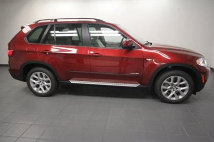 2013 BMW X5 XDRIVE35I - RED ON BEIGE 3