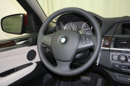 2013 BMW X5 XDRIVE35I - RED ON BEIGE 5