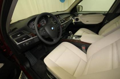 2013 BMW X5 XDRIVE35I - RED ON BEIGE 6