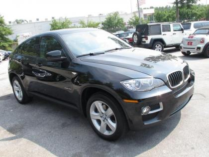 2013 BMW X6 XDRIVE35I - BLACK ON BLACK 1