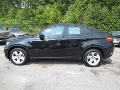 2013 BMW X6 XDRIVE35I - BLACK ON BLACK 3
