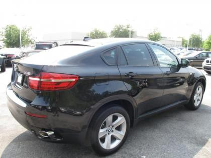 2013 BMW X6 XDRIVE35I - BLACK ON BLACK 4