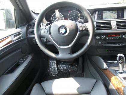 2013 BMW X6 XDRIVE35I - BLACK ON BLACK 5