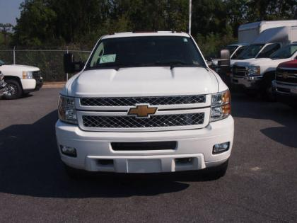 2013 CHEVROLET SILVERADO 3500 HD - WHITE ON EBONY 1