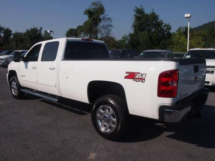 2013 CHEVROLET SILVERADO 3500 HD - WHITE ON EBONY 3