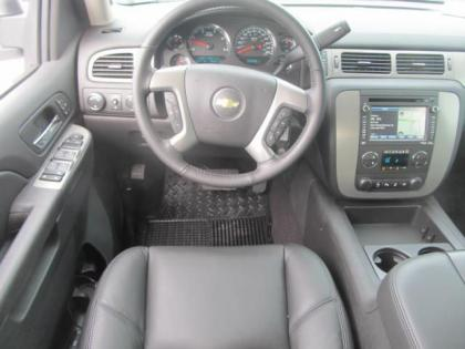 2013 CHEVROLET SILVERADO 2500 LTZ - WHITE ON BLACK 6
