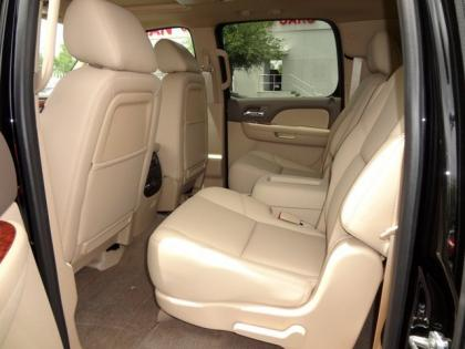 2013 CHEVROLET SUBURBAN 1500 LTZ - BLACK ON BEIGE 6