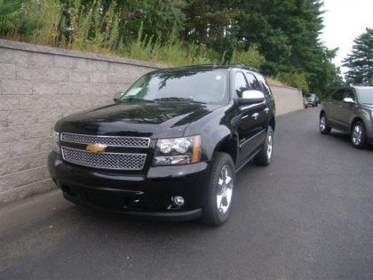 2013 CHEVROLET TAHOE LTZ - BLACK ON BLACK 2