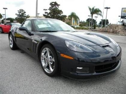 2013 CHEVROLET CORVETTE GRAND SPORT W/3LT - BLACK ON BLACK 2
