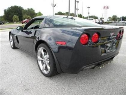 2013 CHEVROLET CORVETTE GRAND SPORT W/3LT - BLACK ON BLACK 3