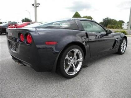 2013 CHEVROLET CORVETTE GRAND SPORT W/3LT - BLACK ON BLACK 4