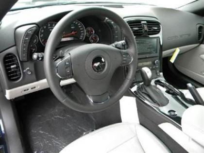 2013 CHEVROLET CORVETTE GRAND SPORT W/3LT - BLACK ON BLACK 5