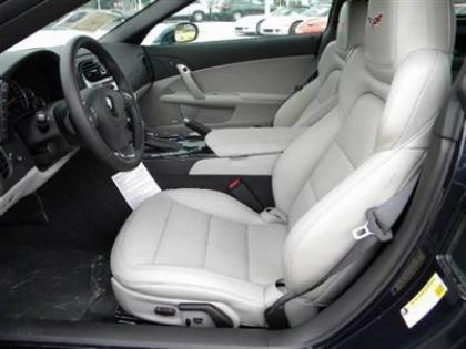 2013 CHEVROLET CORVETTE GRAND SPORT W/3LT - BLACK ON BLACK 6