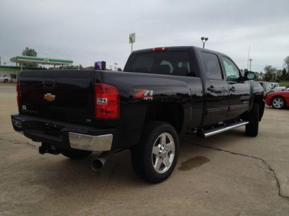 2013 CHEVROLET SILVERADO 2500 LTZ H/D - BLACK ON BLACK 2
