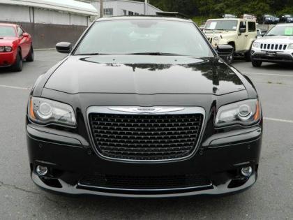 on 2013 Chrysler 200 Black