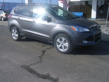 2013 FORD ESCAPE SE - GRAY ON GREY 1