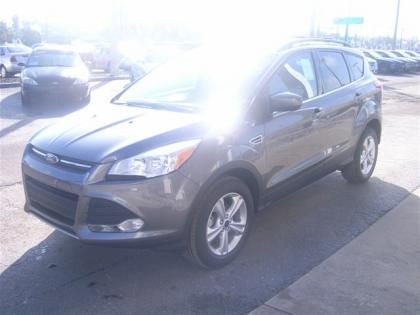 2013 FORD ESCAPE SE - GRAY ON GREY 3