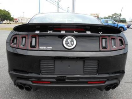 2014 FORD MUSTANG SHELBY GT500 - BLACK ON BLACK 6