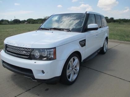 2013 land rover range rover sport superchargedwhite beige. Black Bedroom Furniture Sets. Home Design Ideas