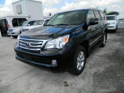 2013 LEXUS GX460 BASE - BLACK ON BLACK 2