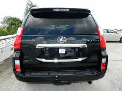 2013 LEXUS GX460 BASE - BLACK ON BLACK 3