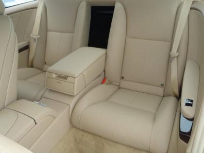 2013 MERCEDES BENZ CL550 4MATIC - WHITE ON BEIGE 6
