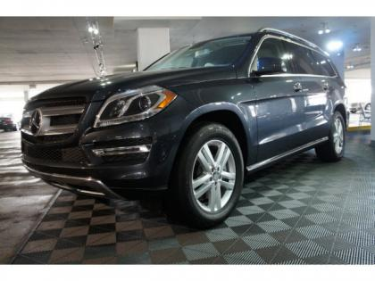 2013 MERCEDES BENZ GL350 BLUETECH - GRAY ON GRAY 3