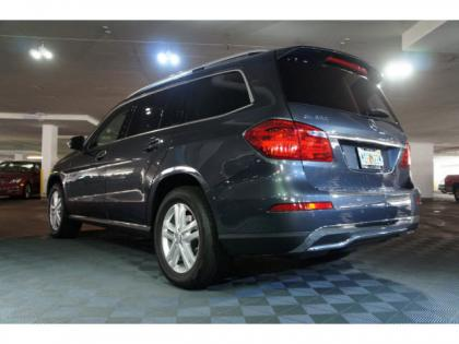2013 MERCEDES BENZ GL350 BLUETECH - GRAY ON GRAY 4