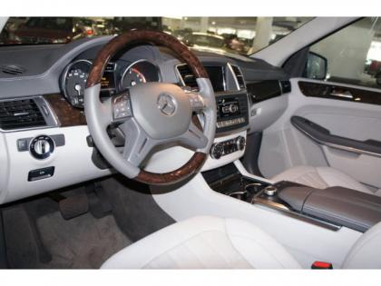 2013 MERCEDES BENZ GL350 BLUETECH - GRAY ON GRAY 5