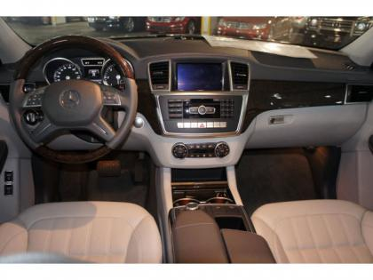 2013 MERCEDES BENZ GL350 BLUETECH - GRAY ON GRAY 6