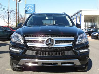 2013 MERCEDES BENZ GL450 4MATIC - BLACK ON BLACK 2