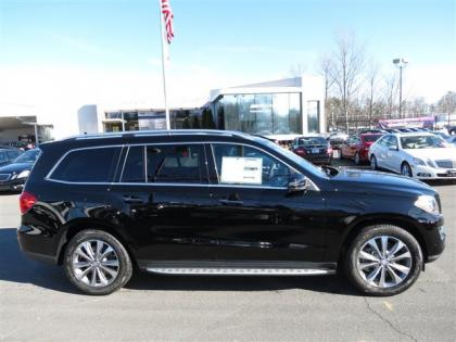 2013 MERCEDES BENZ GL450 4MATIC - BLACK ON BLACK 3