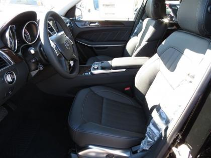 2013 MERCEDES BENZ GL450 4MATIC - BLACK ON BLACK 5