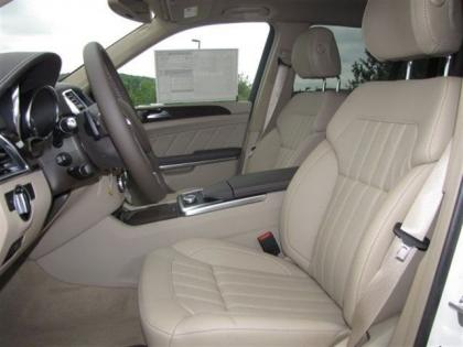 2013 MERCEDES BENZ GL450 4MATIC - WHITE ON BEIGE 5
