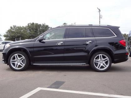 2013 MERCEDES BENZ GL550 4MATIC - BLACK ON BEIGE 3