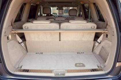 2013 MERCEDES BENZ GL550 4MATIC - GREY ON BEIGE 7