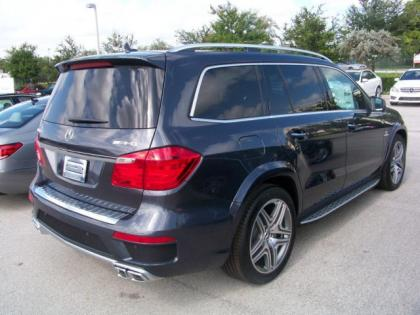 2013 MERCEDES BENZ GL63 AMG - GRAY ON BROWN 3