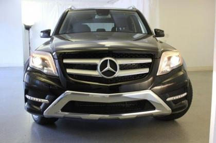 2013 MERCEDES BENZ GLK350 4MATIC - BLACK ON BLACK 3